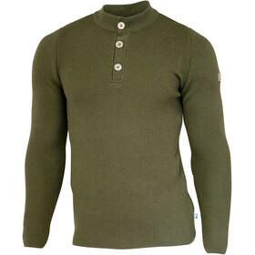 Ivanhoe of Sweden Plus Rowan Sweater Men, Oliva